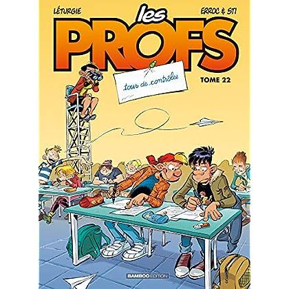 Les Profs - Tome 22 - Tour de contrôles
