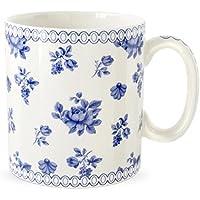 Blue Room, Tazza in porcellana Chintz, motivo: Bouquet floreale, colore:
