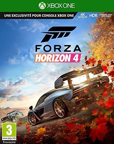 Forza Horizon 4 - Bonus Exclusif Amazo