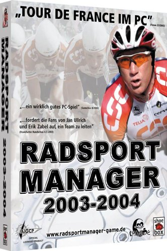 Radsport Manager 2003-2004