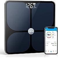 Bilancia Pesa Persona Digitale Pesapersone, Roffie Bilancia Intelligente Senza Fili, Dati di Misurazione del BMI/Corpo…