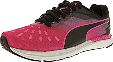 Puma Women s Speed 300 Ignite Pink Glow Puma Black Ankle-High ... 94fcd4349