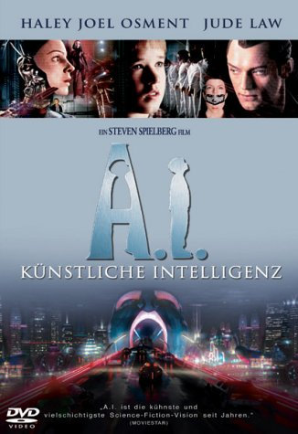 A.I. - Künstliche Intelligenz (2 DVDs) (2001, Valentine, Dvd-film)