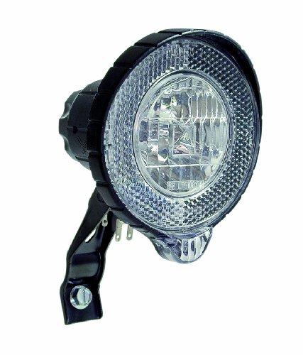 Büchel Scheinwerfer Secu Town Halogen mit Standlichtfunktion Schwarz, Einheitsgröße - Lampe Standlicht Set