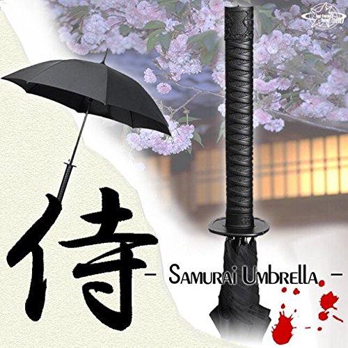 (Samurai Schwert Katana Regenschirm)