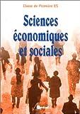 Sciences économiques et sociales, première ES