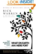 #8: The Purpose Driven Life: What on Earth Am I Here For?