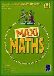 Maxi maths CM1 : Fiches à photocopier