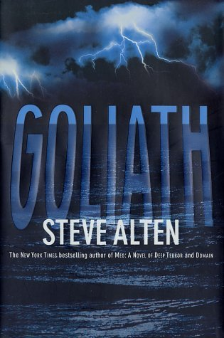 Goliath by Steve Alten (2002-07-19)
