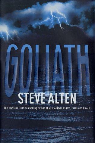 Goliath by Steve Alten (2002-07-19)