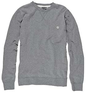 Element Herren Sweatshirt Cornell CR, grey heather, XS, M1CRA2