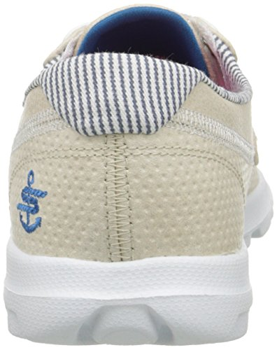 Skechers On-The-Go - Mist Damen Tennisschuhe Stone