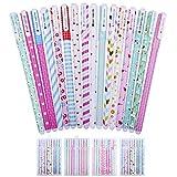 40pcs Bolígrafo de Tinta Gel Multicolor Cute Bolis de Colores Kawaii Juegos de Bolígrafos 10 Plumas en Una Caja(4 Cajas Total)