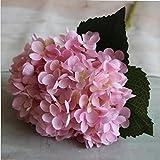 Künstliche Blume Hortensie DIY Tisch Haus Dekoration Dekor - Rosa