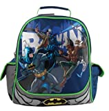 "Batman Vs. Two Face 12"" Toddler Backpack Review and Comparison"