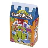 Burgformen klein - 10 Teile