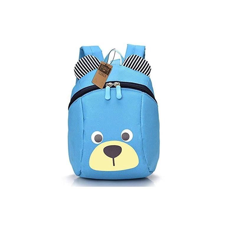 b249bb130c Zaino per bambini TEAMEN Anti Verloren zaino per bambini Mini Orsetto  scuola borsa per bambini ragazzi ragazze bambini 1 - 3 anni - Compra al  prezzo ...