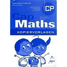Cap Maths CP Deutsche Fassung : Kopiervorlagen