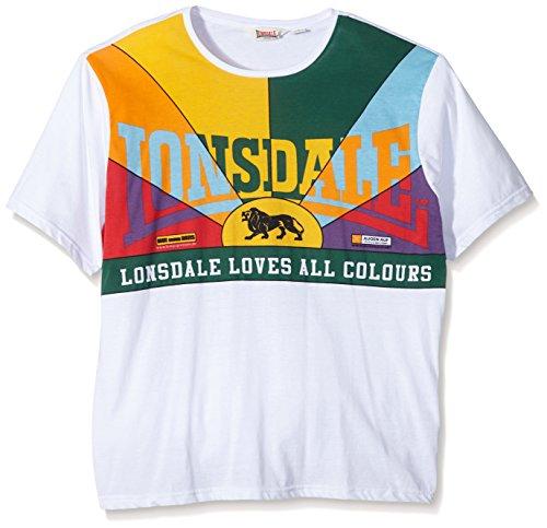 Lonsdale T-Shirt Uomo T-Shirt Tr/ägerhemd Walkey