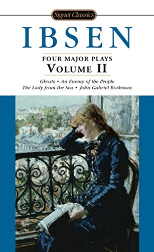 Four Major Plays, Volume II (Four Plays by Ibsen, Band 2)