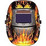 Elmag 56392 Schweißerschutzhelm MultiSafe Vario Design Flame