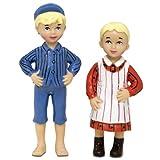 Micki 44.3125.00 - Michel und Ida Figuren
