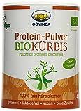 Govinda Kürbiskern Protein-Pulver gluten- und laktosefrei, vegan, 1er Pack (1 x 400 g)