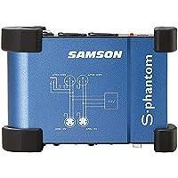 Samson SASPHANT S-Phantom Alimentation fantôme avec 2 canaux 48 V