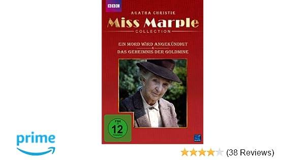 Miss Marple Collection Ein Mord Wird Angekündigt Das