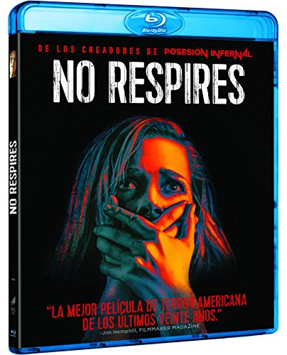 Don't Breathe - No Respires (Unseen Edition) [ Non-usa Format: Pal -Import- Spain ]