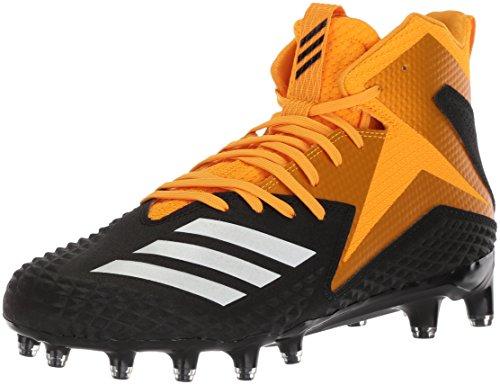 adidas Hombres Freak X Carbon Mid Low & Mid Tops Schnuersenkel Fussball Sneaker Gelb Groesse 16 Us / -