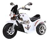 #9: HLX-NMC Battery Operated Fun Cruiser Bike - White