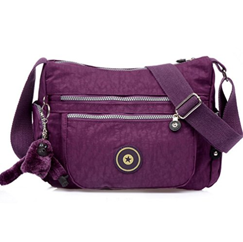 womens-casual-wear-waterproof-nylon-messenger-bag-1