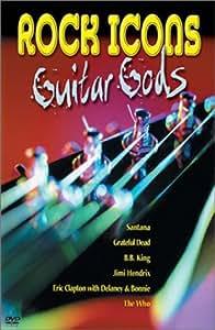 Rock Icons: Guitar Gods [DVD] [Region 1] [US Import] [NTSC]