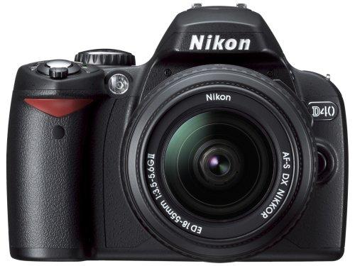 Nikon D40 SLR-Digitalkamera_2