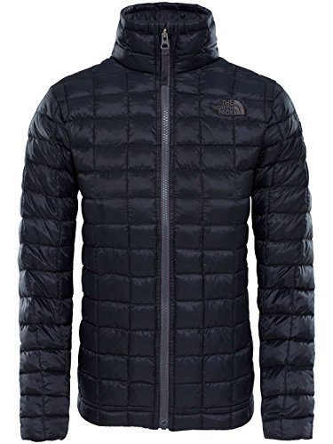 The North Face Herren B B Thermoball Fz Jkt, Black, XS (North Face Schwarz Jacket The Down)