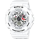 Ladies Casio Baby-G x Hello Kitty Special Edition Alarm Chronograph Watch BA-120KT-7AER