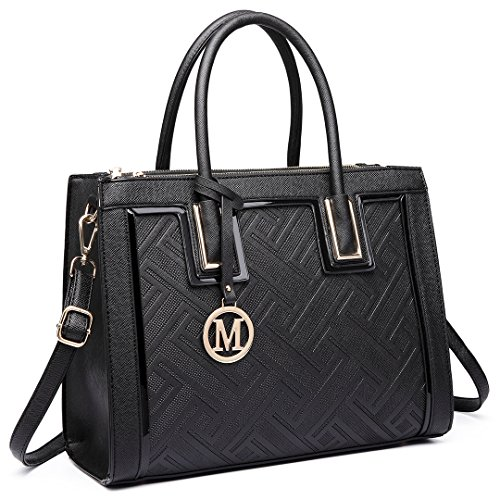 Miss Lulu ,  Damen Tasche 6622 Black