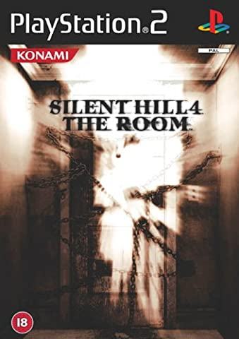 Silent Hill 4 The Room Game PS2 [UK-Import]
