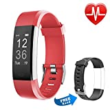 Best Fitness Trackers - Letsfit Fitness Tracker HR, Activity Tracker Watch Review