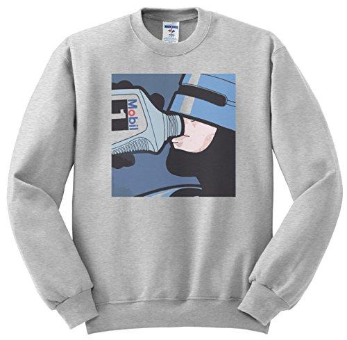 robo-cop-drinking-mobil-oil-crewneck-sweatshirt-unisex-x-large