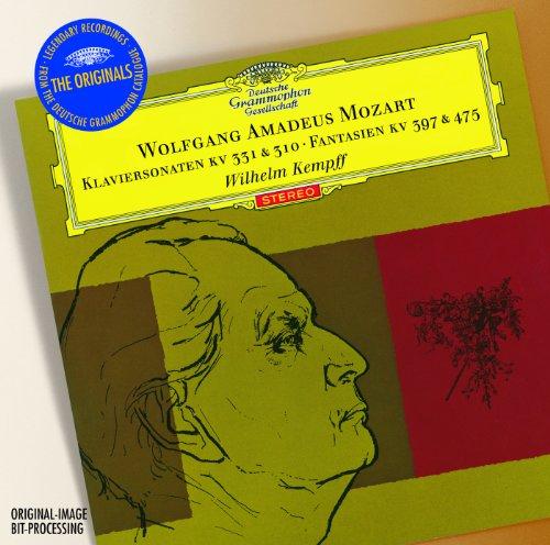 MOZART - Sonates pour piano