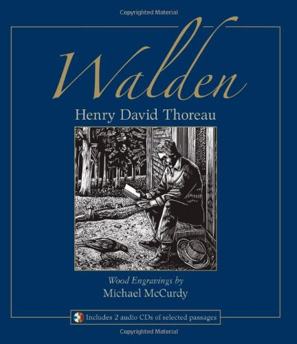Walden: Or, Life in the Woods: Selections from the American Classic[ With 2 CDs]