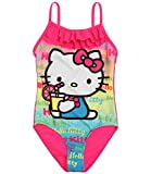 Hello Kitty Fille Maillot de bain – fushia