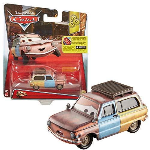 Disney Cars Cast 1:55 - Auto Fahrzeuge Modelle Sort.2 zur Auswahl, Typ:Jason Hubkap -