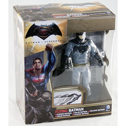 Batman vs superman figura voladora