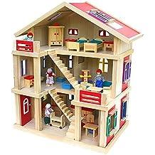 Suchergebnis auf Amazon.de für: puppenhaus holz groß