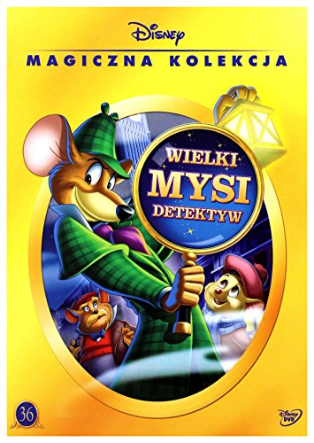 The Great Mouse Detective [DVD] [Region 2] (IMPORT) (Keine deutsche Version) (Mouse Detective Dvd Great)