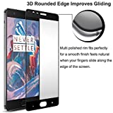 Svt For OnePlus 5T / One Plus 5T Edge To Edge Full Screen 2.5D Round Curved Premium Tempered Glass Screen