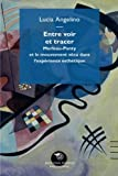 Entre voir et tracer - Merleau-Ponty et le mouvement vécu dans l'expérience esthétique